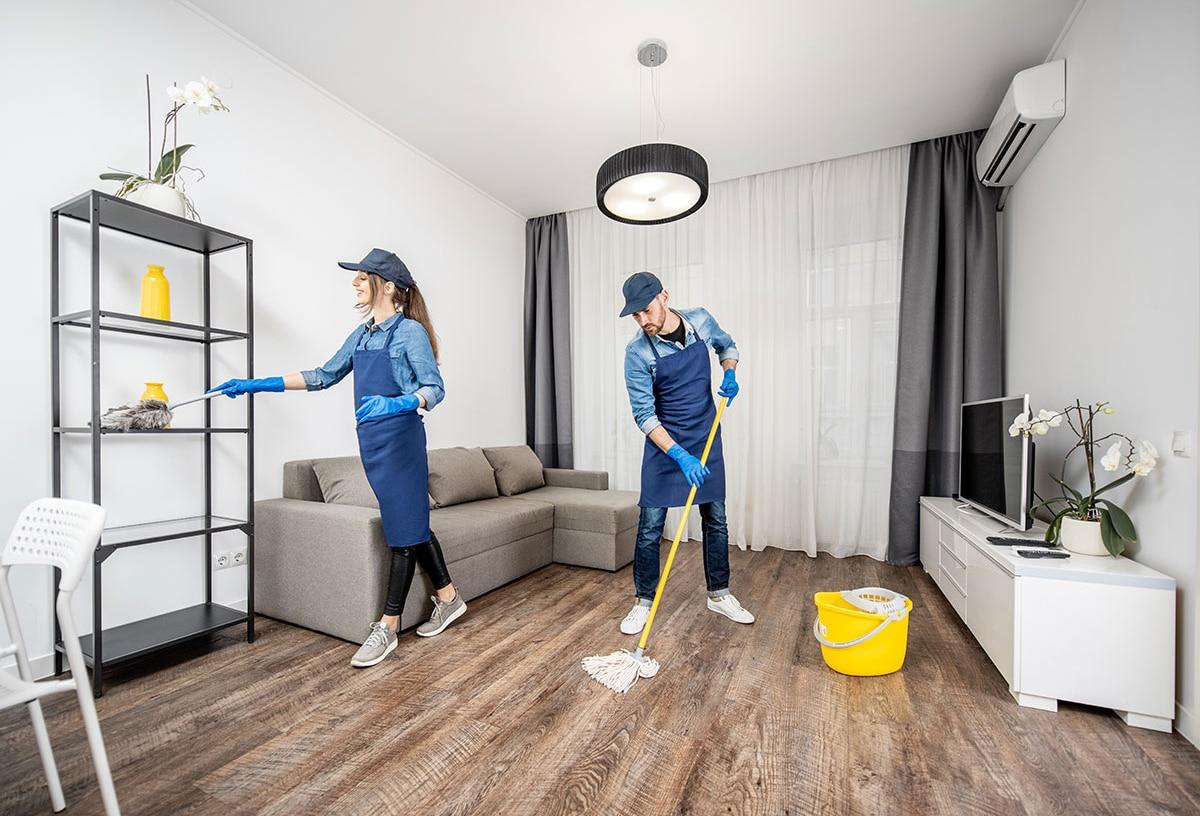 curatenie apartamente in regim hotelier mamaia nord